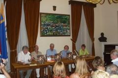 S lijeva veleposlanik Norveške Monesland, Maroević, Burazer